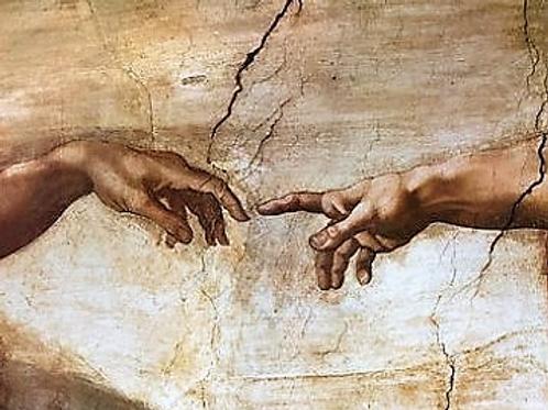 Diamond Dot Painting - Creation of Adam