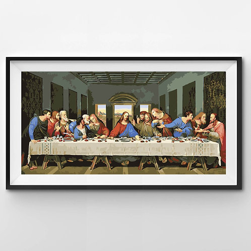 The Last Supper - Paint By Numbers