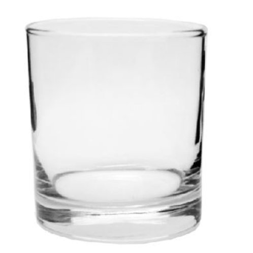 Whiskey Glass Container
