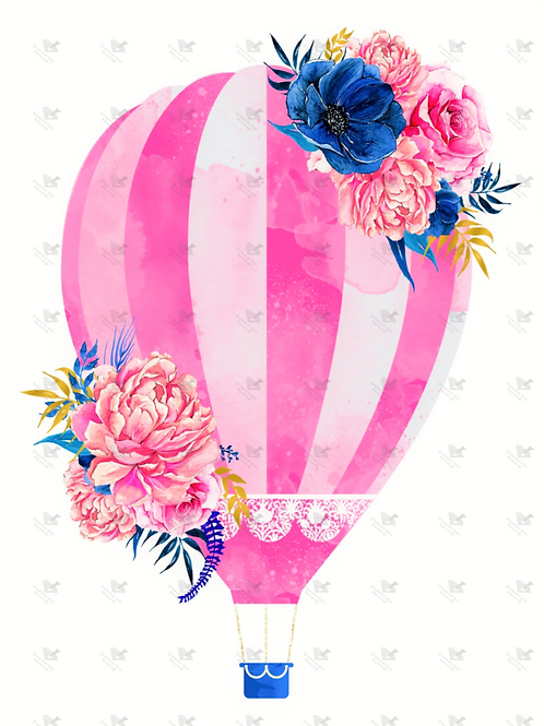 Diamond Dot Painting - Pink Balloon