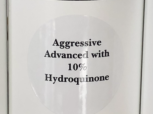 Aggressive Advanced Complete Skin Rx      8oz.