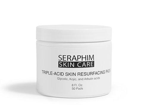 Triple Acid Skin Resurfacing Pads
