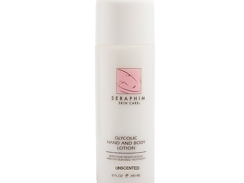 Glycolic Hand & Body Lotion - 8 oz