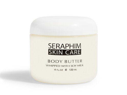 Seraphim Body Butter Whipped with Soy Milk