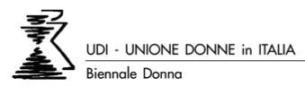 Biennale Donna