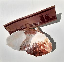 4. Antropologie, 1976-1978, pigmenti e s