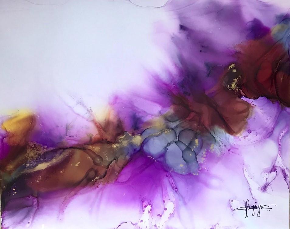 Vuelo de las Violetas