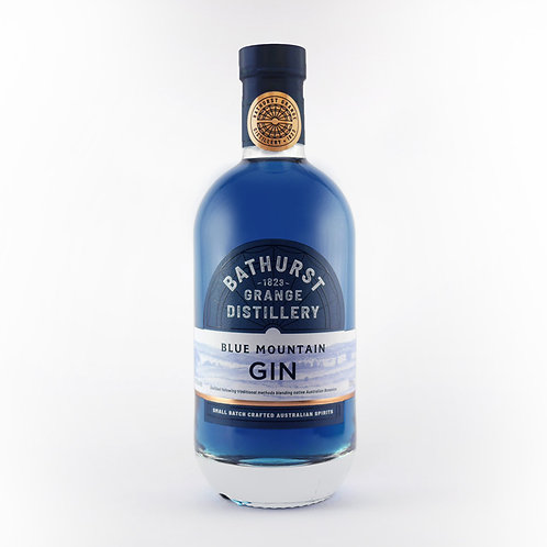 Blue Mountain Gin