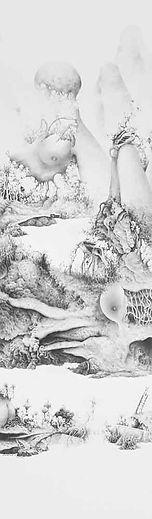 인체산수 Q-L-A 4 (Quantum-Landscape-Anatomy