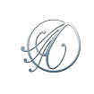 AAA letters and circle only logo blue 2.