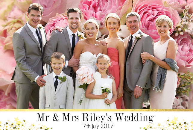 Wedding Photo Booth Hire North West