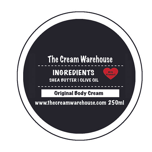 Original Body Cream