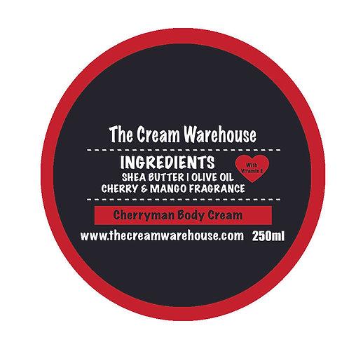 Cherryman Body Cream