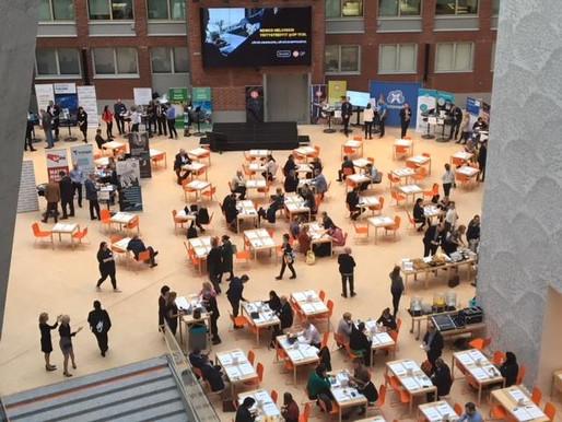 200 yritystä, 32 neuvontaklinikkaa, treffejä yli 400kpl:tta - tätä oli NewCo Helsingin Yritystreffit