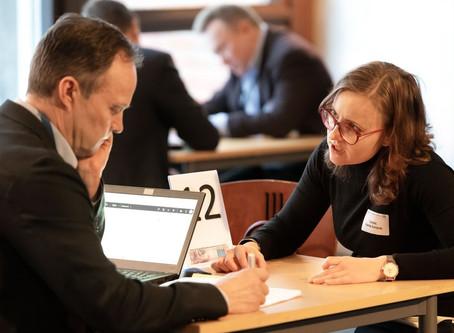 Asiakkaita, kumppaneita, rahoitusta, rekryapua – tätä tarjosi NIHAKin Yritystreffit Haapajärvellä!