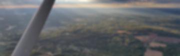 Wiliamsburg Jamestown Sky View