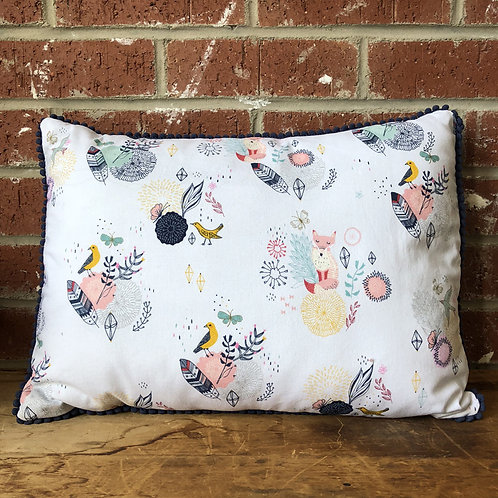 Birds of a Feather 12x16 Pillow