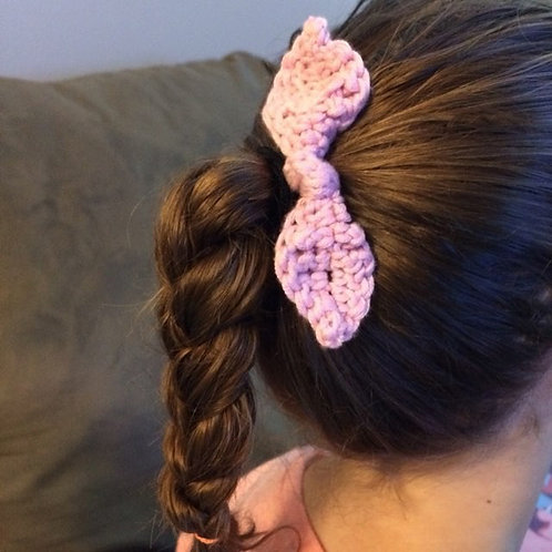 Just a Bow Hair Tie or Clip