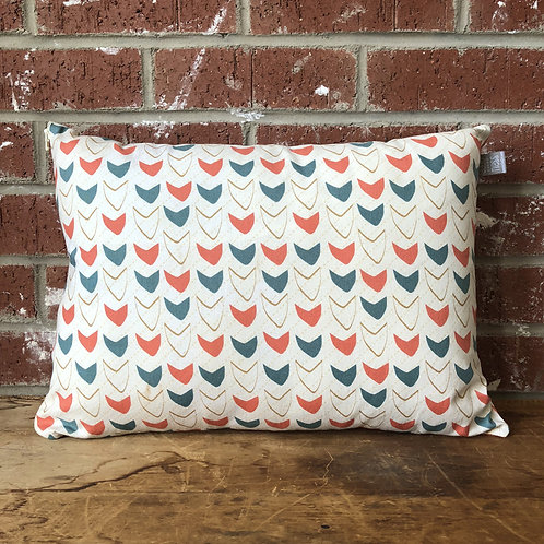 Boomerang 12 x 16 Pillow