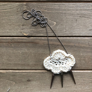 Crocheted Necklaces
