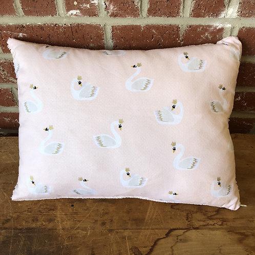 The Swan Queen 12x16 Pillow