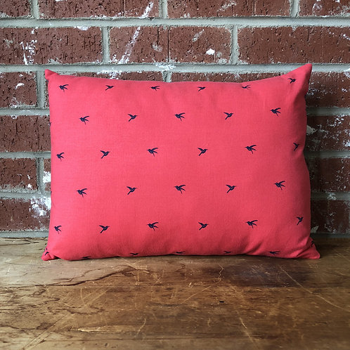 Hummingbird 12 x 16 Pillow