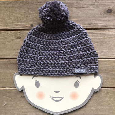 Simply Sweet Beanie with Pom