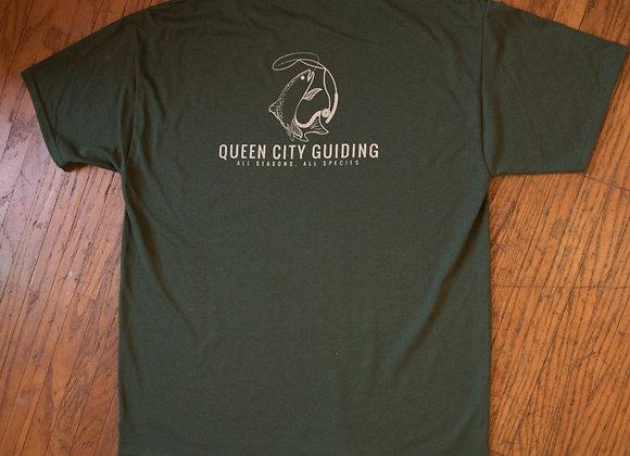QCG Logo Tee