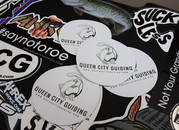 QCG Logo Sticker