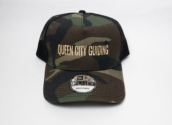 QCG Trucker cap