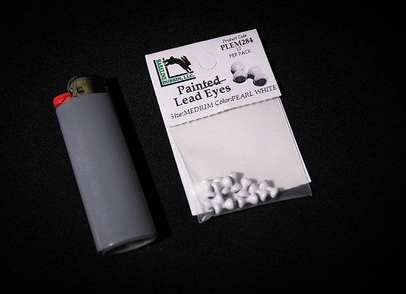 Painted Lead Eyes Size Medium