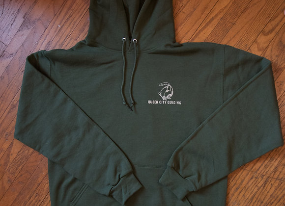 QCG Logo Hoody