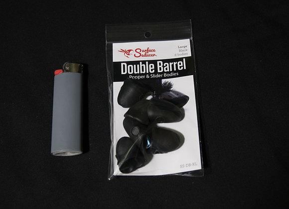 Double Barrel Popper Slider Bodies size Large