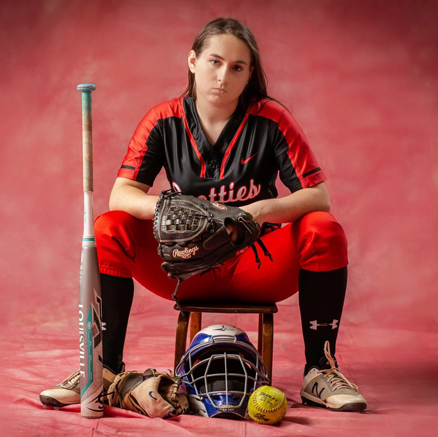 Lexi Klatt Sports Portrait Session - Youngwood, PA