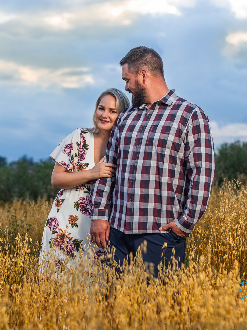 Gina & Matt's Engagment Session