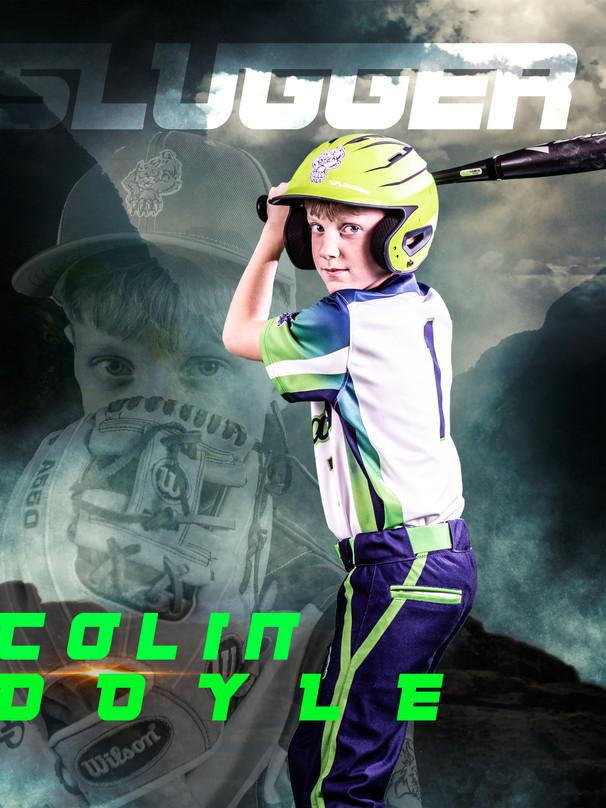 Baseball Sports Composite