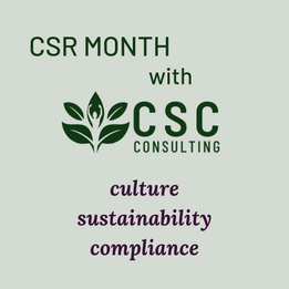 CSC Consulting's CSR Month