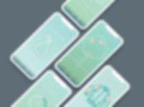 fruitful app interface