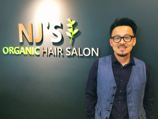 Kelowna's First Organic Hair Salon