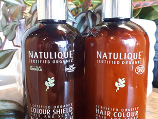 Sep, October Featured Products: New product alert! Natulique Colour Shield Hairwash