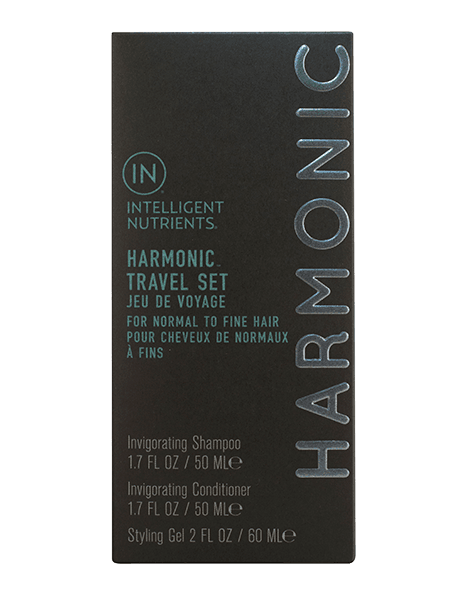 IN Harmonic Invigorating® Travel Set