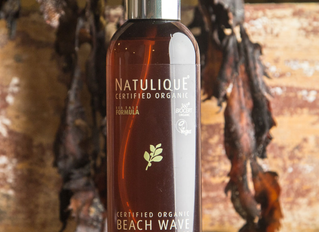 JULY, AUGUST's FEATURED PRODUCT : NATULIQUE BEACH WAVE OCEAN SPRAY!
