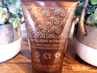 MAY FEATURED PRODUCT! Intelligent Nutrients Curly Hair Serum, Straight Hair Serum and Styling Pomade
