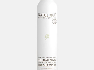 February's Featured Product: Volumizing Dry Shampoo by Natulique!