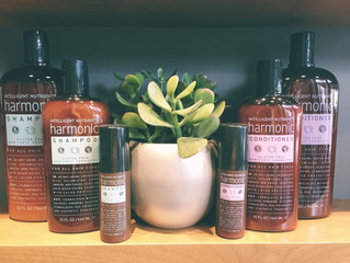 April Featured Products: Harmonic Shampoo & Conditioner