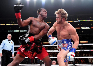 A Controversial Fight Between Two Controversial Youtubers: Logan Paul vs KSI II