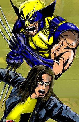 Wolverine & X23
