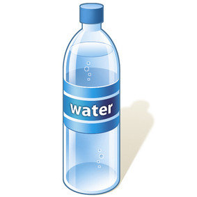 agua $1,50
