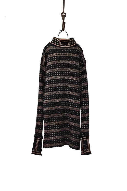 Patterned knitwear