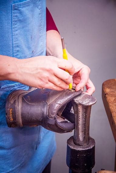 kenkien korjaus